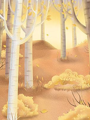 Mùa thu lá rụng nền Mùa Thu Rụng Hình Nền