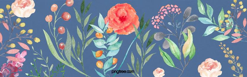 algodão padrão design papel de parede background, Floral, Decoração, Textura Imagem de fundo