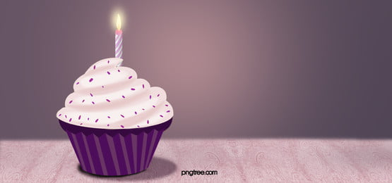 キャンドル 光源 ケーキ カップケーキ 背景, 着氷, 誕生日, 焼き菓子 背景画像