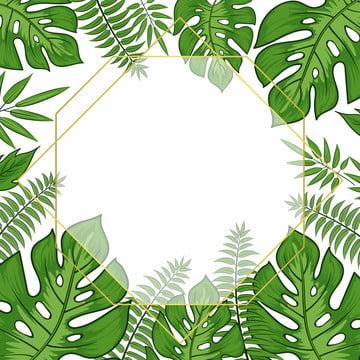 folha planta floral design background , Arte, A Primavera, Folhas Imagem de fundo