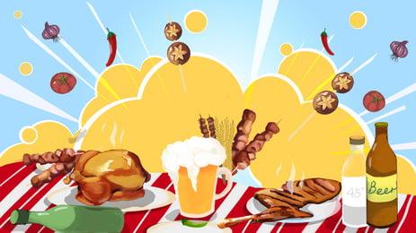pimenta alimentos vegetais a carne background, Refeição, O Jantar, Placa Imagem de fundo