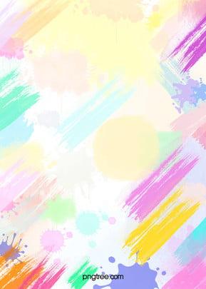 水彩丙烯酸桌面圖案背景 , 設計, 畫, 圖解的 背景圖片