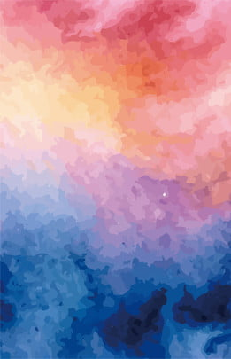 colorful watercolor background , Watercolor, Red, Beautiful Background image