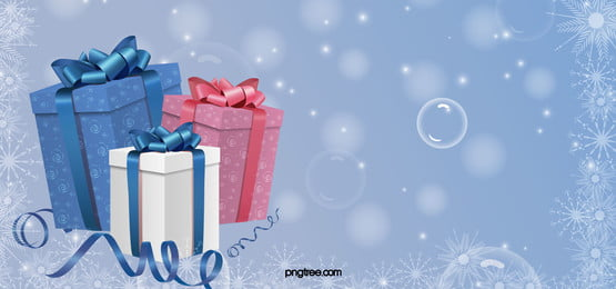 Christmas Gift Boxes Blue Background, Christmas, Gift, Blue, Background image