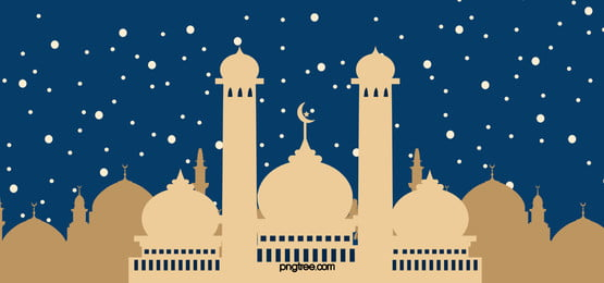 Mosque Silhouette Cartoon, Cartoon, Mosque, Building, Background image
