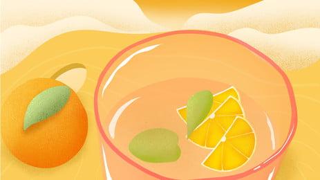Orange Juice Yellow Fruit Juice Orange Juice Fruit, Orange, Juice, Yellow, Background image
