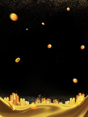 chỉ số tài chính và kinh tế tài chính banner hình nền vàng , Vàng., Tài Chính, Trên Thị Trường Chứng Khoán Ảnh nền