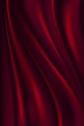 लाल रेशम की पृष्ठभूमि , लाल, रेशम, कपड़ा पृष्ठभूमि छवि