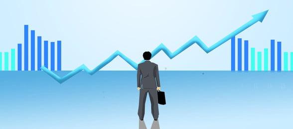 financial stock market background, Financial, Stock, Market Background image