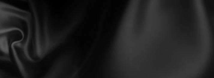 black silk background, Black, Cotton, End Background image
