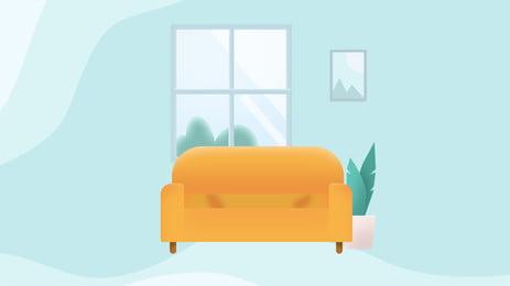 studio để trên ghế dài  không chuyển đổi cây Đồ đạc  nền, Bên Trong., Phòng, Trên Ghế Dài. Ảnh nền