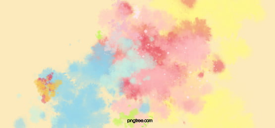 hand painted brush strokes background decoration, Watercolor, Holi, Happy Holi Background image