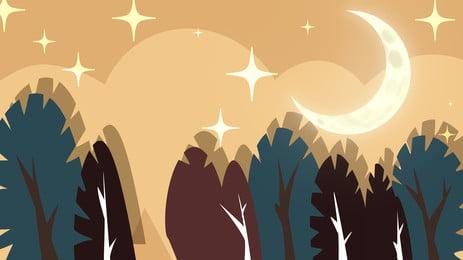 設計藝術藝員裝潢背景 樹 模式 冬天背景圖庫