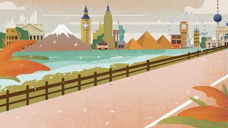 ब्रिटेन बिग बेन शहर, ब्रिटेन, बिग बेन, शहर पृष्ठभूमि छवि