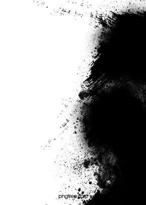 black ink background , Ink, Black, White Background image