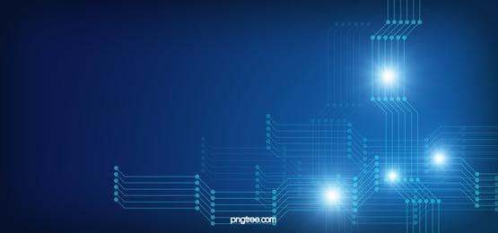 Công nghệ kỹ thuật số nền nền màu xanh Công Nghệ Kỹ Hình Nền
