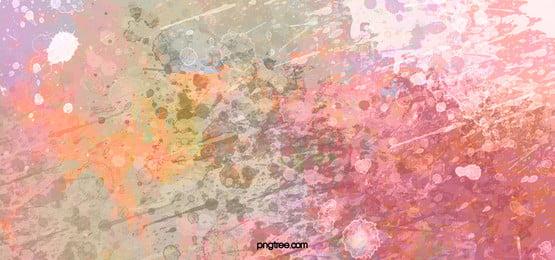 तेल चित्रकारी बनावट पृष्ठभूमि, तेल चित्रकारी, बनावट, लाल पृष्ठभूमि छवि
