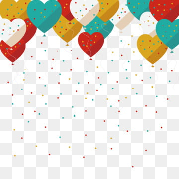 vector cartoon children colored balloons background , Cartoon, Child, Color Background image
