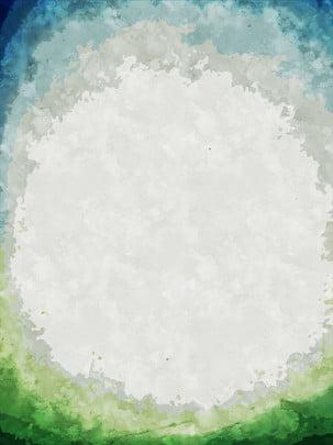 gouache पेंटिंग बनावट रंग की पृष्ठभूमि , पानी पाउडर, ग्रीन, पीले पृष्ठभूमि छवि