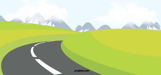 Đường cao tốc  con đường phong cảnh trên bầu trời  nền, Đường Cao Tốc, Nhựa đường, Cỏ. Ảnh nền