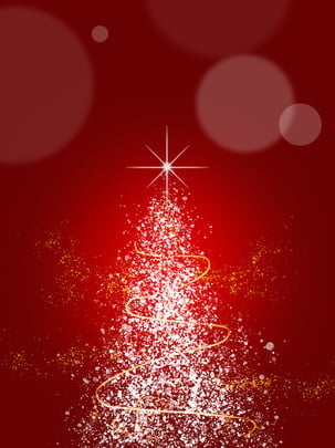 dream christmas tree poster , Starlight, Christmas, Tree Background image