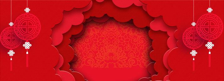 गुलाब लाल चीनी शैली 3 डी तीन आयामी फूल पृष्ठभूमि तत्वों, गुलाब लाल, चीन पवन, 3 डी तीन आयामी पृष्ठभूमि छवि