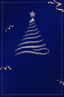 blue star christmas tree poster , Blue, Star, Christmas Background image