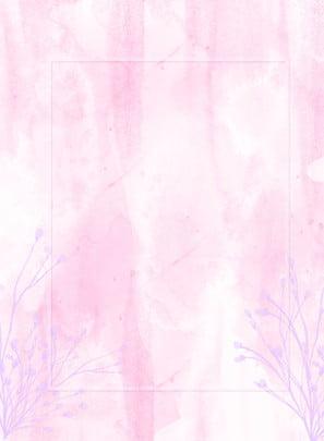 粉紅色浪漫花瓣邊框背景 , 粉紅色, 浪漫, 花瓣 背景圖片