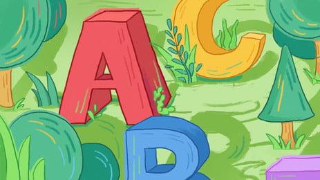 letras de cores cmyk, Cmyk, A Cor, Letra Imagem de fundo