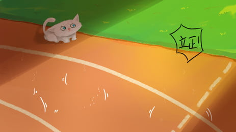 キティー 猫 ネコ 子猫 背景, 動物, ファー, ウィスカ 背景画像