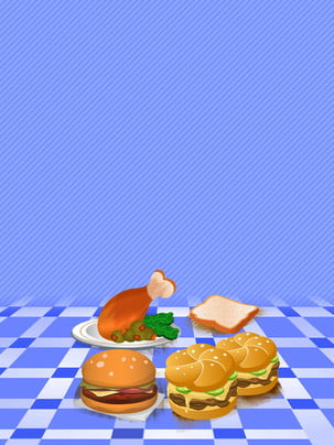 Sandwich Bread Toast Lunch background , Snack, Meal, Lettuce Background image