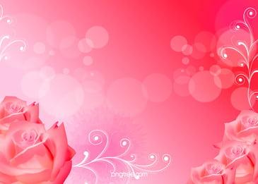 план украшения дизайн искусство справочная информация, цветочный, цветок, розовый Фоновый рисунок
