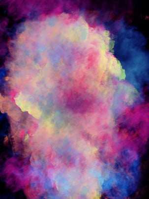 colorful smoke background , Banner, Bright, Smoke Background image