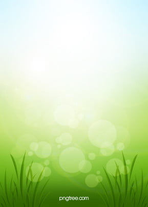 Vector Fresh Nature Background, Green, Nature, Underbrush, Background image