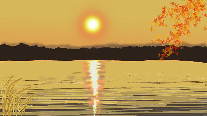 atardecer noche sunset sunset, Anochecer, Puesta De Sol, Puesta De Sol Imagen de fondo