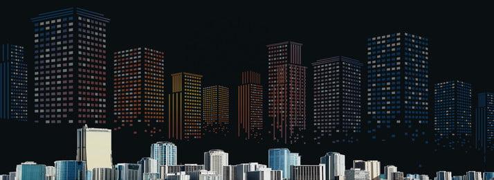 超高層ビル 建築 シティ オフィス 背景 ガラス 都市 空 背景画像