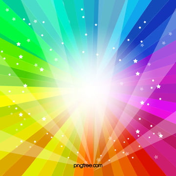 Fantasy Star Background Color Stripes, Dream, Colored, Stripes, Background image