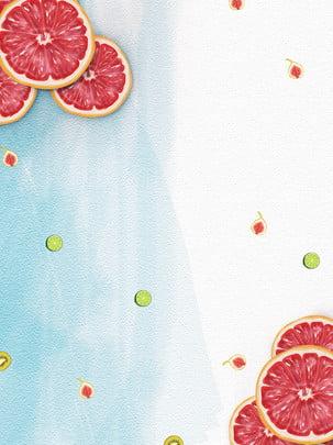 杏美食水果小清新背景 杏 美食 水果背景圖庫