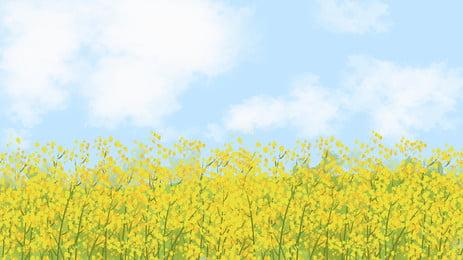 小麦 穀物 フィールド 農業 背景, 田舎, グラス, 農場 背景画像