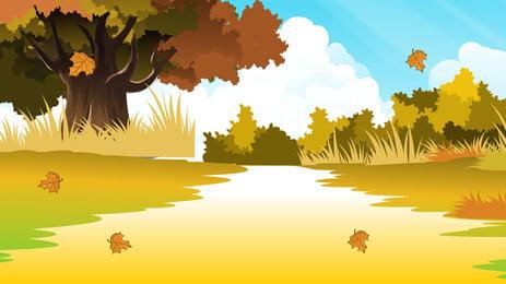 木質植物 ツリー フォルシシア 低木 背景, 維管束植物, 落下, ポプラ 背景画像
