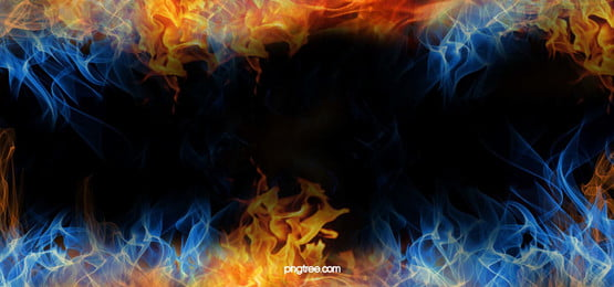 Blaze Fire Flame Heat, Smoke, Burn, Energy, Background image