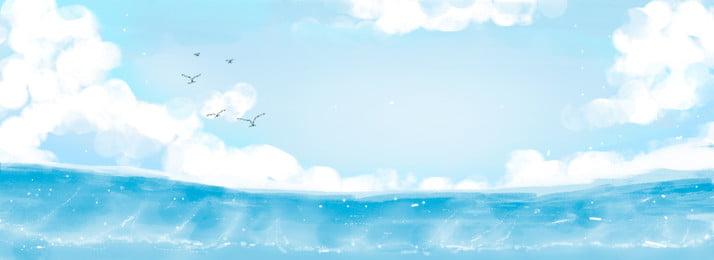 السماء الزرقاء البحار, هد, التصوير الفوتوغرافي, صورة صور الخلفية