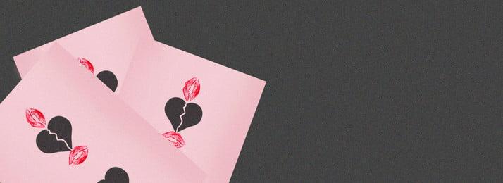 出展カードデザイン 愛 ブティック ハーツ 背景画像