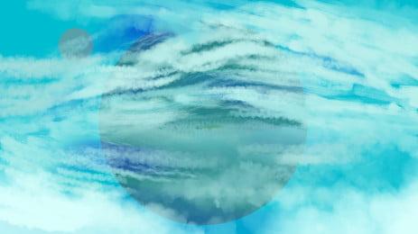 पानी के रंग का प्रतिपादन, पानी के रंग का, प्रतिपादन, पीपीटी पृष्ठभूमि छवि