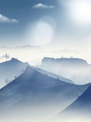 gama montanha a neve glacier background , Pico, Alp, Montanhas Imagem de fundo