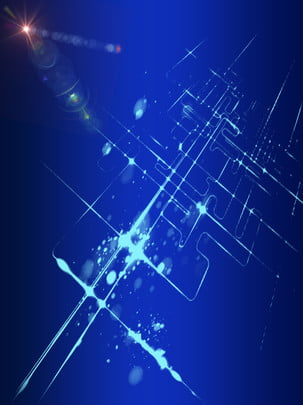 नीले प्रकाश प्रभाव प्रौद्योगिकी पृष्ठभूमि , नीले, प्रकाश प्रभाव, प्रौद्योगिकी पृष्ठभूमि छवि