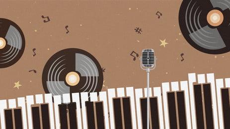 काले और सफेद पियानो सुंदर पृष्ठभूमि, काले और सफेद, पियानो, सुंदर पृष्ठभूमि छवि