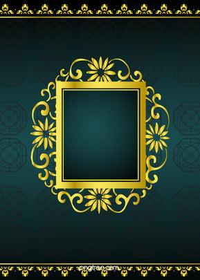 紋章学 フレーム デザイン 装飾 背景 , アート, ゴールデン, フローラル 背景画像