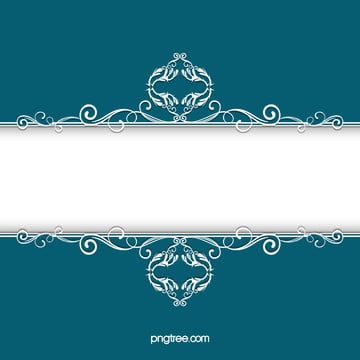 european pattern vector retro fresh literary background , Blue, Retro, Art Background image