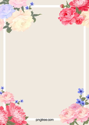 Art Watercolor Hand-painted Flowers Vector Background Flower Group, Art, Watercolor, Flowers, Background image